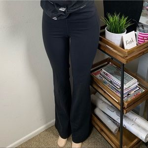 LUCY Power Women Black Wide Leg Yoga Pants